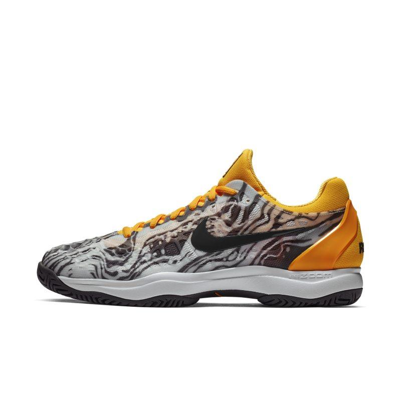 NikeCourt Zoom Cage 3 Zapatillas de tenis de pista rápida - Hombre - Plata