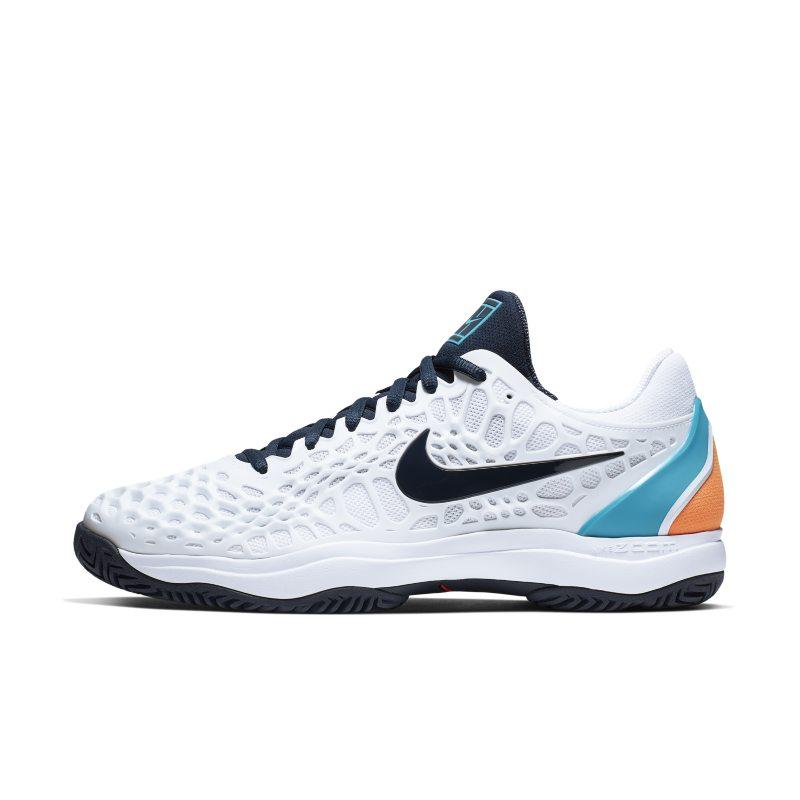 4a73d85dcd576 NikeCourt Zoom Cage 3 Zapatillas de tenis de pista rápida - Hombre - Blanco