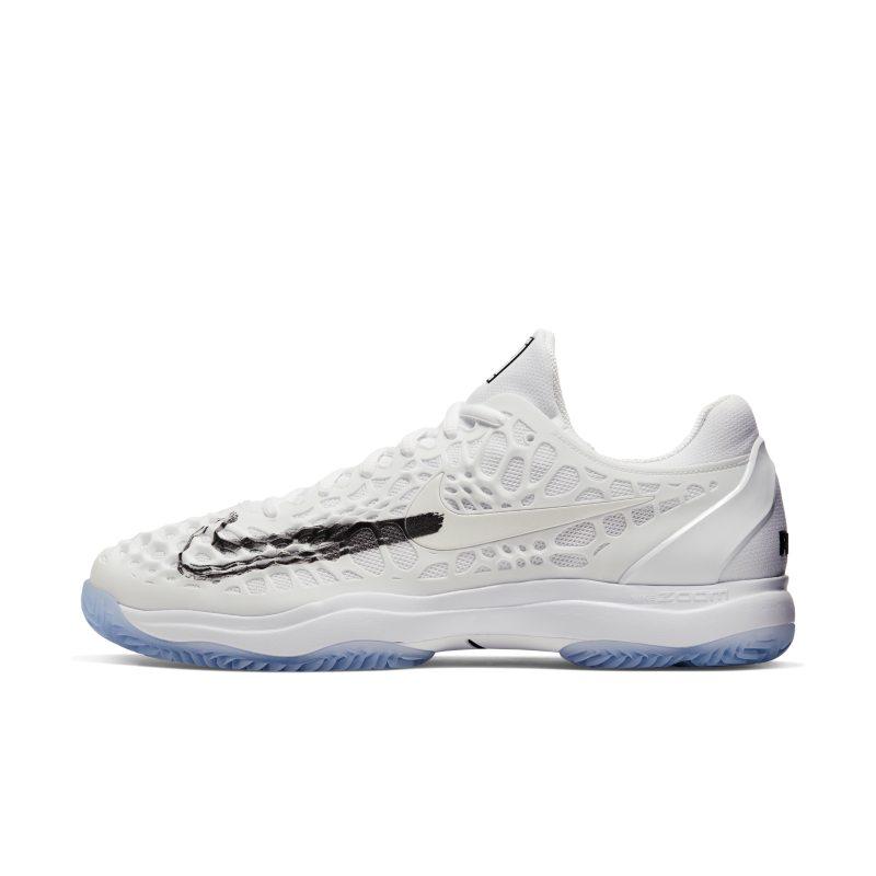 NikeCourt Zoom Cage 3 Zapatillas de tenis de pista rápida - Hombre - Blanco
