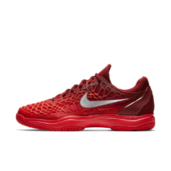 Мужские теннисные кроссовки Nike Zoom Cage 3Кроссовки Nike Zoom Cage 3 разработаны для игроков, которые ценят силу и скорость во время игры. Уникальная, самая легкая в линейке конструкция каркаса обеспечивает максимальную прочность и амортизацию.  МАКСИМАЛЬНАЯ ПРОЧНОСТЬ  Легкий каркас из материала CPU размещен в зоне максимального износа, характерной для теннисной обуви. Разделенный на зоны каркас для легкости и стабилизации.  ПРЕВОСХОДНОЕ СЦЕПЛЕНИЕ С ПОВЕРХНОСТЬЮ  Разделенная на зоны подметка для превосходного сцепления и прочности. Идеально подходит для кортов с твердым покрытием.  МАКСИМАЛЬНЫЙ КОМФОРТ  Вставка Nike Zoom Air в области пятки для мгновенной амортизации и легкости.<br>