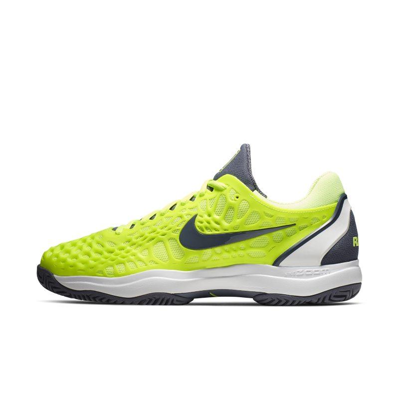NikeCourt Zoom Cage 3 Zapatillas de tenis de pista rápida - Hombre - Amarillo