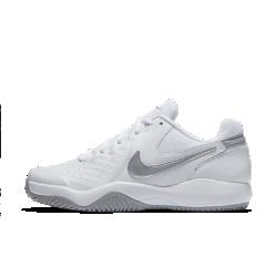 Женские теннисные кроссовки NikeCourt Air Zoom ResistanceЖенские теннисные кроссовки NikeCourt Air Zoom Resistance с легкой и прочной конструкцией и верхом из перфорированной кожи.<br>