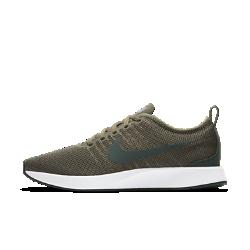 Мужские кроссовки Nike Dualtone RacerВдохновленные культовой обувью для забегов мужские кроссовки Nike Dualtone Racer плотно облегают стопу, создавая обтекаемый стремительный силуэт. Подошва двойной плотности обеспечивает мягкую амортизацию.<br>