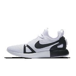 Мужские кроссовки Nike Duel RacerСкоростная беговая модель Duelist возвращается в элегантной версии для повседневной жизни — мужских кроссовках Nike Duel Racer. Амортизирующий пеноматериал двойной плотности обеспечивает комфорт на весь день.<br>