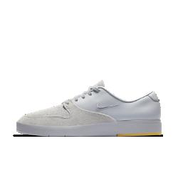 Мужская обувь для скейтбординга Nike SB Zoom Paul Rodriguez TenМужская обувь для скейтбординга Nike SB Zoom Paul Rodriguez Ten — новейшая модель в линейке обуви Пола Родригеза — одной из самых влиятельных фигур в мире скейтбординга. Увеличенная вставка Nike Zoom Air и дизайн в «формальном» уличном стиле представляют сочетание функциональности и стиля.  Отличная амортизация  Амортизирующая вставка Nike Zoom Air расположена в нижней части подошвы в области пятки для легкости, уверенного сцепления с доской и поглощения ударов при каждом приземлении.  Плотная посадка  Частичная внутренняя вставка обхватывает стопу, обеспечивая максимальный комфорт во время катания и на каждый день.  Свобода движений  Гибкая подошва cupsole, созданная для идеального выполнения трюков, способствует свободным, быстрым и естественным движениям стопы.<br>