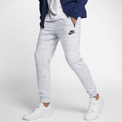 Мужские джоггеры Nike Sportswear Advance 15Мужские джоггеры Nike Sportswear из мягкой смесовой ткани на основе хлопка обеспечивают плотную посадку и длительный комфорт.<br>