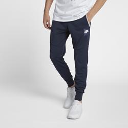 Мужские брюки Nike Sportswear AirМужские брюки Nike Sportswear Air из мягкой ткани двойного переплетения обеспечивают комфорт на весь день.<br>