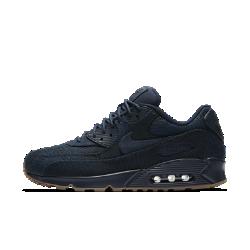 Мужские кроссовки Nike Air Max 90 Premium IndigoМужские кроссовки Nike Air Max 90 Premium Indigo: легендарный профиль и видимая вставка Max Air в области пятки создают ретрообраз и обеспечивают защиту от ударных нагрузок.<br>