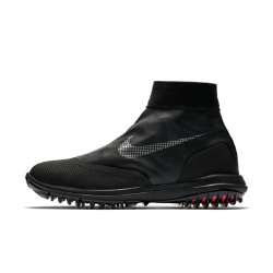 Мужские кроссовки для гольфа Nike Lunar VaporStormСозданные для холодной и влажной погоды мужские кроссовки для гольфа Nike Lunar VaporStorm обеспечивают исключительное сцепление и комфорт на протяжении всей игры.<br>