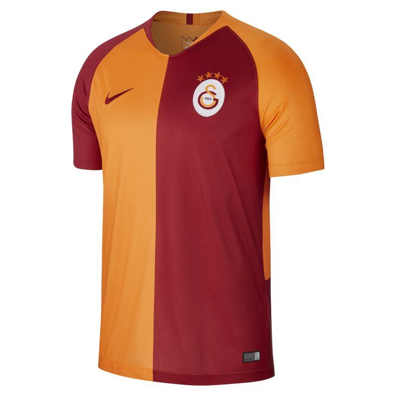 2018/19 Galatasaray S.K. Stadium Home Herren-Fußballtrikot – Orange