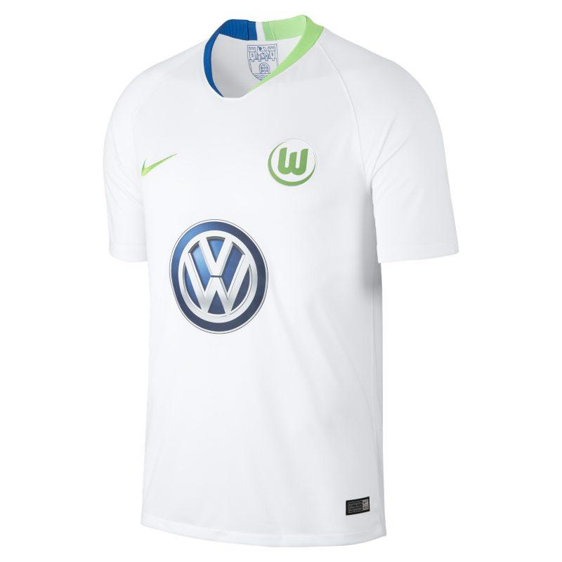 2018/19 VfL Wolfsburg Stadium Away Erkek Futbol Forması  919026-101 -  Beyaz S Beden Ürün Resmi