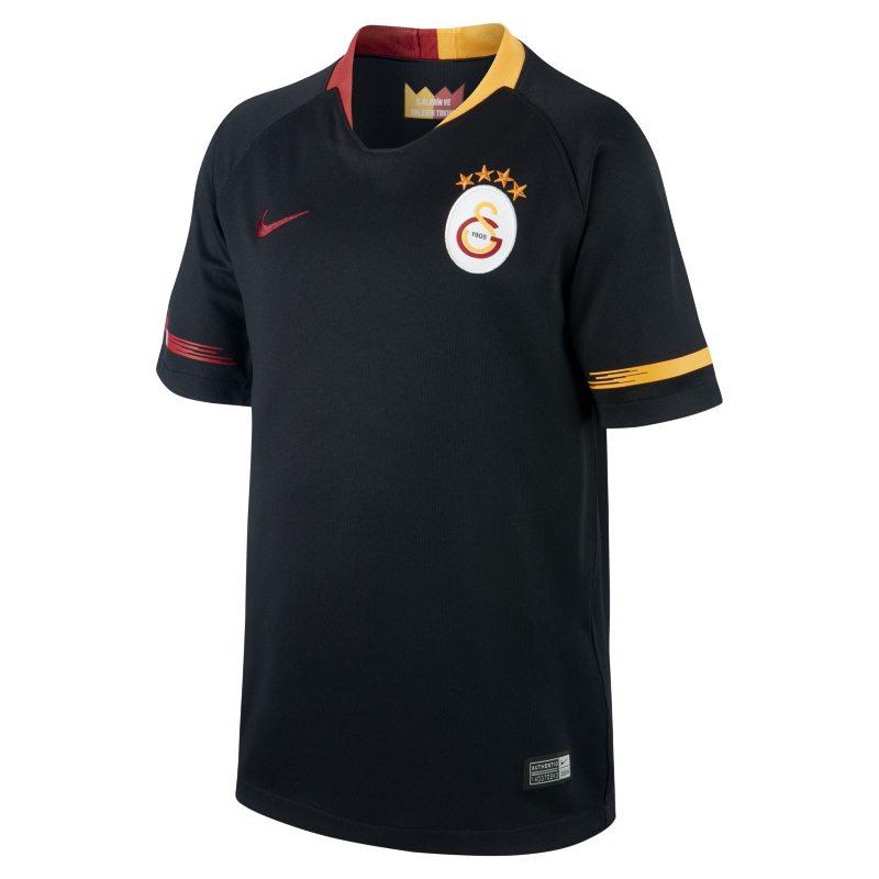2018/19 Galatasaray S.K. Stadyum Deplasman Genç Çocuk Futbol Forması  919238-010 -  Siyah L Beden Ürün Resmi