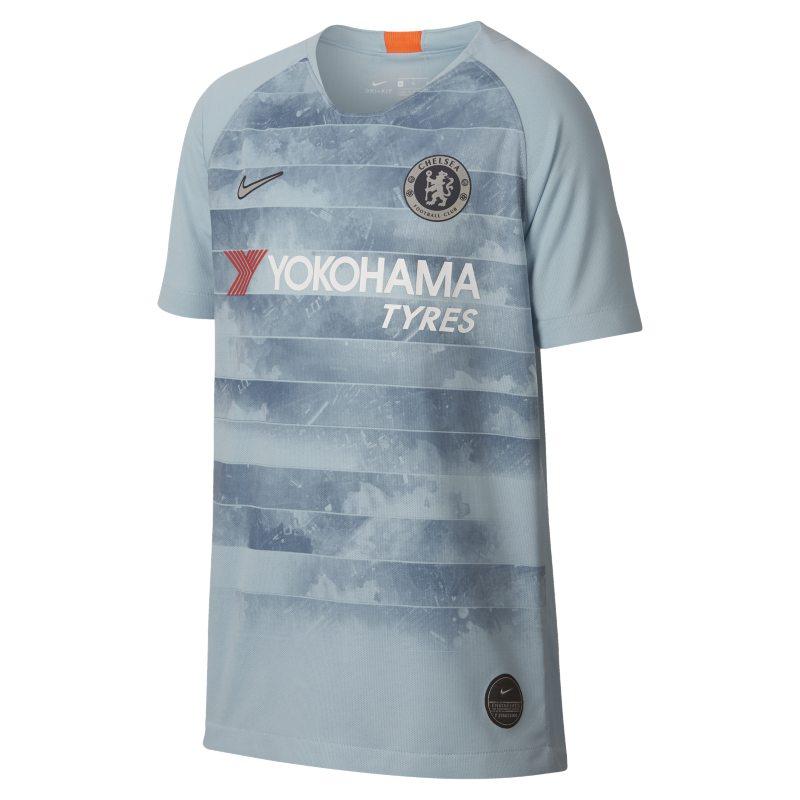 2018/19 Chelsea FC Stadium Third Genç Çocuk Futbol Forması  919250-453 -  Mavi S Beden Ürün Resmi