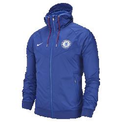 24%OFF!<ナイキ(NIKE)公式ストア>チェルシー FC ウィンドランナー メンズジャケット 919580-495 ブルー 30日間返品無料 / Nike+メンバー送料無料画像