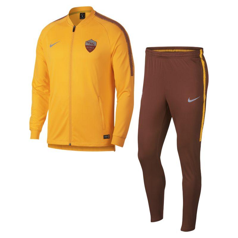 A.S. Roma Dri 919977-739 - FIT Squad Erkek Futbol Eşofmanı L Beden Ürün Resmi