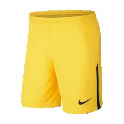 Мужские футбольные шорты 2017/18 Tottenham Hotspur FC Stadium GoalkeeperМужские футбольные шорты 2017/18 Tottenham Hotspur FC Stadium Goalkeeper из легкой ткани со вставками из эластичной сетки обеспечивают длительный комфорт и естественную свободу движений.<br>