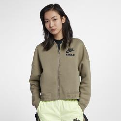 Женская куртка Nike Air Rally FleeceЖенская куртка Nike Air Rally Fleece из мягкого флиса обеспечивает тепло и комфорт на весь день.<br>