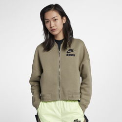 Image of Giacca Nike Air Rally Fleece - Donna