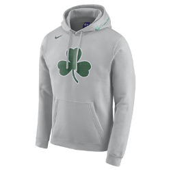Image of Felpa con cappuccio NBA Boston Celtics City Edition Nike - Uomo