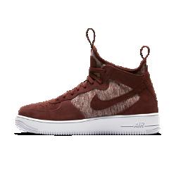 Мужские кроссовки Nike Air Force 1 UltraForce Mid PremiumМужские кроссовки Nike Air Force 1 UltraForce Mid Premium — современная версия баскетбольной легенды с поддерживающими кожаными накладками и конструкцией внутренней части, которая выводит повседневный комфорт на новый уровень.<br>