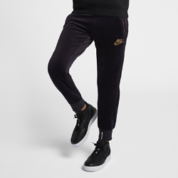 Женские брюки Nike Sportswear VelourЖенские брюки Nike Sportswear Velour из мягкой ткани обеспечивают абсолютный комфорт.<br>