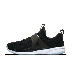 Мужские кроссовки для тренинга Jordan Trainer 2 FlyknitМужские кроссовки для тренинга Jordan Trainer 2 Flyknit с поддерживающим, плотно прилегающим верхом и стабилизирующим стопу ремешком обеспечивают комфорт на самых скоростных и интенсивных тренировках.<br>