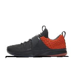Мужские кроссовки для тренинга Air Jordan Trainer 2 FlyknitМужские кроссовки для тренинга Air Jordan Trainer 2 Flyknit с поддерживающим, плотно прилегающим верхом и стабилизирующим стопу ремешком обеспечивают комфорт на самых скоростных и интенсивных тренировках.  Плотная посадка, легкость и поддержка  Ткань Flyknit создает зоны вентиляции, эластичности и поддержки там, где это необходимо, повторяя форму стопы для комфорта и легкости.  Стабилизация  Ремешок помогает стабилизировать стопу при боковых движениях. Сверхпрочные и ультралегкие нити Flywire объединены со шнурками для дополнительной поддержки.  Естественная свобода движений  Технология Flightflex обеспечивает естественность движений во время тренировок.<br>