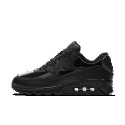 Женские кроссовки Nike Air Max 90 PatentЖенские кроссовки Nike Air Max 90 Patent — возвращение культового дизайна с видимой амортизирующей вставкой Max Air оригинальной модели.<br>