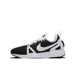 Кроссовки для школьников Nike Duel RacerКроссовки для школьников Nike Duel Racer говорят с тобой на языке скорости. Это новое исполнение оригинальных Nike Duelist для современного уровня комфорта на каждый день.  Комфорт каждый день  Трехцветный верх и плотно прилегающая внутренняя вставка выводят оригинал 1998 года на новый уровень комфорта.  Легкость и амортизация  Сочетание мягкого и твердого пеноматериала в подошве обеспечивает легкость, комфорт и мгновенную амортизацию при каждом шаге.  Стабилизация на весь день  Система быстрой шнуровки позволяет удобно переобуваться и обеспечивает поддержку и фиксацию.<br>