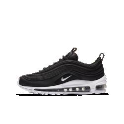Кроссовки для школьников Nike Air Max 97Кроссовки для школьников Nike Air Max 97, дизайн которых вдохновлен высокоскоростными поездами, обеспечивают легкость, поддержку и мгновенную амортизацию на беговой дорожке и на занятиях в школе.<br>