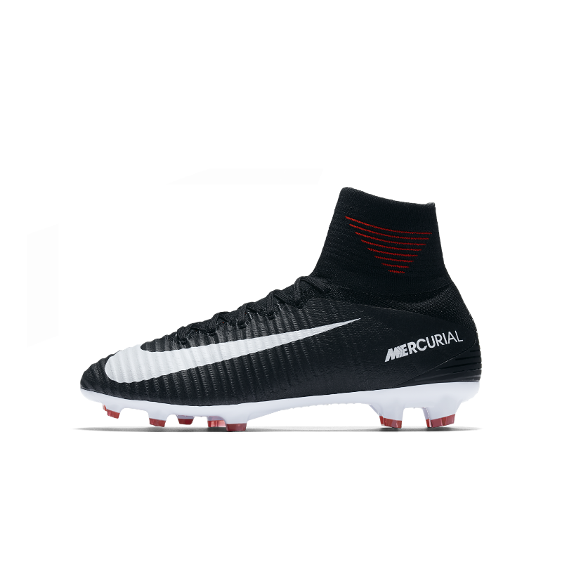Nike Jr. Mercurial Superfly V Dynamic Fit Older Kids' Firm-Ground Football Boot