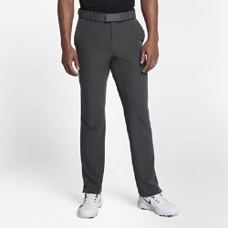 Мужские брюки для гольфа из тканого материала Nike Flex HybridМужские брюки для гольфа Nike Flex Hybrid из мягкого и эластичного тканого материала с технологией отведения влаги обеспечивают комфорт и оптимальную свободу движений наполе и за его пределами.<br>
