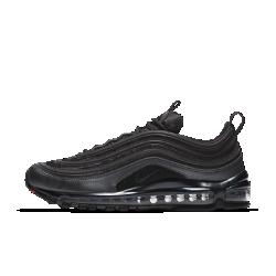 Мужские кроссовки Nike Air Max 97Мужские кроссовки Nike Air Max 97 сохранили легендарные элементы дизайна, благодаря которым кроссовки стали популярными: волнообразные линии, светоотражающие детали и амортизирующая вставка Max Air во всю длину.<br>