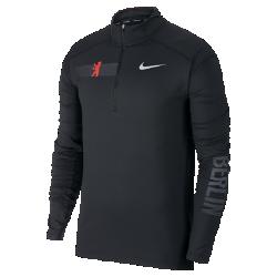 Мужская беговая футболка Nike Element (Berlin 2017)Мужская беговая футболка Nike Element (Berlin 2017) из влагоотводящей ткани со вставкой из сетки на спине обеспечивает охлаждение и комфорт на всей дистанции. Эта легкая модель идеально подходит для пробежек ранним утром или вечером.<br>