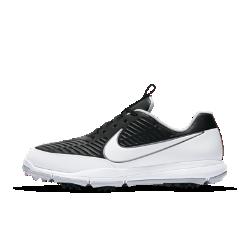 Мужские кроссовки для гольфа Nike Explorer 2 SМужские кроссовки для гольфа Nike Explorer 2 S обеспечивают стабилизацию и амортизацию благодаря инновационному верху и мягкой подошве из пеноматериала. Рельефный рисунок протектора обеспечивает оптимальное сцепление на разных видах поверхности.<br>