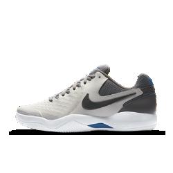 Мужские теннисные кроссовки NikeCourt Air Zoom ResistanceМужские теннисные кроссовки NikeCourt Air Zoom Resistance с легкой и прочной конструкцией из кожи и дышащей сетки.<br>