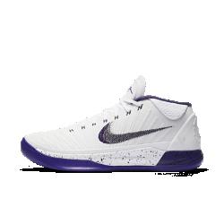 Баскетбольные кроссовки Мужская баскетбольная обувьМужские баскетбольные кроссовки Kobe A.D. обеспечивают легкость, поддержку, мгновенную амортизацию и превосходное сцепление во время тренировок и игр, помогая раскрыть твой потенциал.  Легкость и поддержка  Легкая, но прочная многослойная сетка обеспечивает поддержку. Прочные и легкие нити Flywire обеспечивают поддержку и фиксацию при рывках и скоростных прорывах.  Мгновенная амортизация  Пеноматериал Lunarlon по всей длине обеспечивает мягкость и комфорт, а вставка Nike Zoom Air в области пятки создает амортизацию, смягчая ударные нагрузки при приземлении.  Превосходное сцепление  Рисунок резиновой подметки усиливает сцепление, позволяя двигаться быстро в любом направлении.<br>