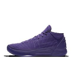 """Мужские баскетбольные кроссовки Kobe A.D. """"Fearless""""Мужские баскетбольные кроссовки Kobe A.D. обеспечивают легкость, поддержку, мгновенную амортизацию и превосходное сцепление во время тренировок и игр, помогая раскрыть твой потенциал.<br>"""