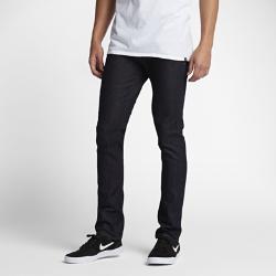 Мужские брюки Hurley 5 Pocket JeansМужские брюки Hurley 5 Pocket Jeans сочетают традиционный стиль денима с современным кроем. Прилегающий крой и слегка эластичная ткань обеспечивают свободу движений, а минималистичный дизайн позволяет сочетать модель с повседневной футболкой или рубашкой.<br>