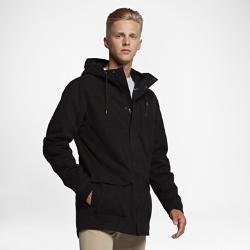 Мужская куртка Hurley Protect PlusМужская куртка Hurley Protect Plus обеспечивает тепло и комфорт в переменчивую погоду. Внешний слой из парусины защищает от дождя, а мягкий флисовый подклад не натирает кожу.<br>