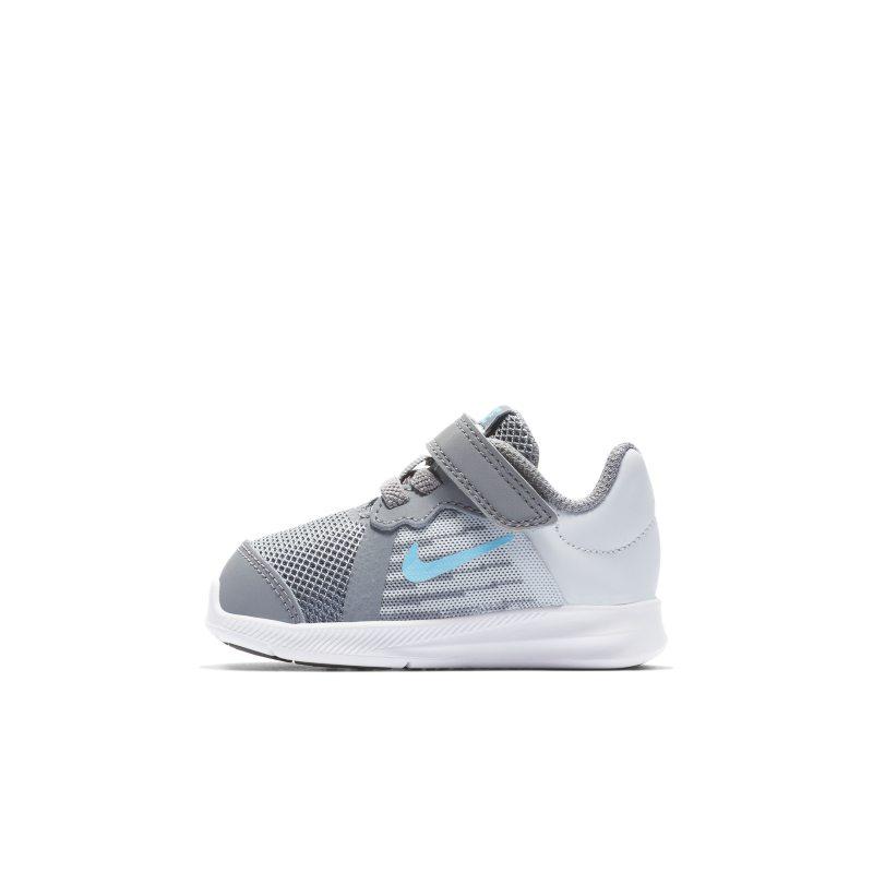 Scarpa Nike Downshifter 8 - Neonati/Bimbi piccoli - Grigio