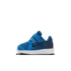 Кроссовки для малышей Nike Downshifter 8Кроссовки для малышей Nike Downshifter 8 с легкой сеткой и лентой в области свода стопы обеспечивают вентиляцию, комфорт и поддержку во время игры.<br>