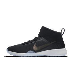 Женские кроссовки для тренинга Nike Air Zoom Strong 2 MetallicЖенские кроссовки для тренинга Nike Air Zoom Strong 2 Metallic созданы для высокоинтенсивных тренировок. Регулируемый ремешок и амортизация Zoom Air создают комфортный уровень поддержки.<br>
