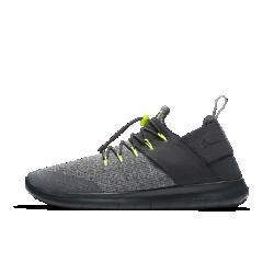 Мужские беговые кроссовки Nike Free RN Commuter 2017Мужские беговые кроссовки Nike Free RN Commuter 2017 обеспечивают комфорт на весь день, в любой ситуации. Созданные для тех, кто проводит весь день в движении, кроссовки с ультрагибкой инновационной подошвой Free повторяют естественные движения стопы. Минималистичные фирменные элементы отлично впишутся в твой повседневный гардероб. Благодаря удобной складывающейся конструкции кроссовки можно положить в сумку и носить с собой.  КОМФОРТ И ПОДДЕРЖКА  Эластичный трикотажный материал плотно прилегает к стопе для абсолютного комфорта и позволяет удобно снимать и надевать обувь. Эластичные ремешки обхватывают голеностоп для дополнительной поддержки.  РЕГУЛИРУЕМАЯ ПОСАДКА  Система шнуровки с фиксатором сочетается с ультралегкими нитями Nike Flywire для поддержки и стабилизации. Шнурки удобно затягиваются одним движением, так что ты можешьначать пробежку и ощущать комфорт до самого финиша. При затянутой шнуровке нити Flywire обеспечивают более плотную посадку для поддержи средней части стопы. После пробежки можно быстро ослабить шнуровку для комфортной посадки в течение всего дня.  Свобода движений  Подошва Nike Free обеспечивает комфорт минималистичной беговой обуви. Она повторяет естественные движения стопы, расширяясь при каждом приземлении и принимая исходную форму при отталкивании.<br>