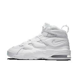 Мужские кроссовки Nike Air Max 2 Uptempo 94Мужские кроссовки Nike Air Max 2 Uptempo 94 с прочным комбинированным верхом и видимой амортизирующей вставкой Nike Air обеспечивают стабилизацию, легкость и комфорт, прославившие оригинальную баскетбольную модель.<br>