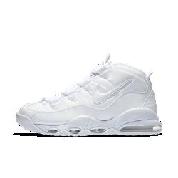 Мужские кроссовки Nike Air Max Uptempo 95Мужские кроссовки Nike Air Max Uptempo 95 с кожаным верхом и видимой амортизирующей вставкой Air-Sole обеспечивают стабилизацию, легкость и комфорт, прославившие оригинальную баскетбольную модель.<br>