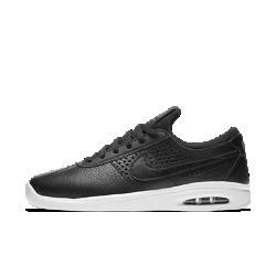 Мужская обувь для скейтбординга Nike SB Air Max Bruin Vapor LeatherМужская обувь для скейтбординга Nike SB Air Max Bruin Vapor — усовершенствованный профиль классического оригинала с теми же линиями дизайна и превосходной амортизацией Max Air.Более тонкий профиль сокращает расстояние между стопой и поверхностью для уверенного сцепления с доской.<br>