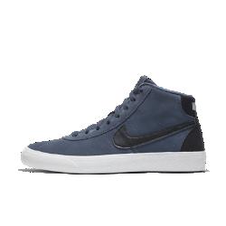Женская обувь для скейтбординга Nike SB Bruin HighЖенская обувь для скейтбординга Nike SB Bruin High — это свежий взгляд на классический стиль и первая модель Nike SB, разработанная для женщин и их высоких достижений. Более узкая конструкция учитывает анатомию женской стопы в процессе катания, обеспечивая идеальную посадку.  Превосходная посадка  Эта модель была создана по отзывам женщин-скейтбордисток. Она получила более узкие области носка, свода стопы и пятки. Результат — модель с идеальной посадкой и надежной фиксацией.  Превосходное сцепление  Подметка из вулканизированной резины обеспечивает гибкость и прочность. Зигзагообразный рисунок создает надежное сцепление.  Оптимальная амортизация  Система амортизации Nike Zoom Air в стельке в области пятки смягчает жесткие приземления.<br>