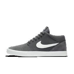 Мужская обувь для скейтбординга Nike SB Solarsoft Portmore II MidМужская обувь для скейтбординга Nike SB Solarsoft Portmore II Mid с прочной конструкцией и подошвой из натуральной липкой резины создана для комфорта и превосходного сцепления сдоской.<br>