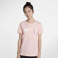 <ナイキ(NIKE)公式ストア>ナイキ スポーツウェア スウッシュ ウィメンズ Tシャツ 923335-646 ピンク画像